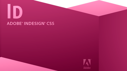 InDesign CS5 & 5.5